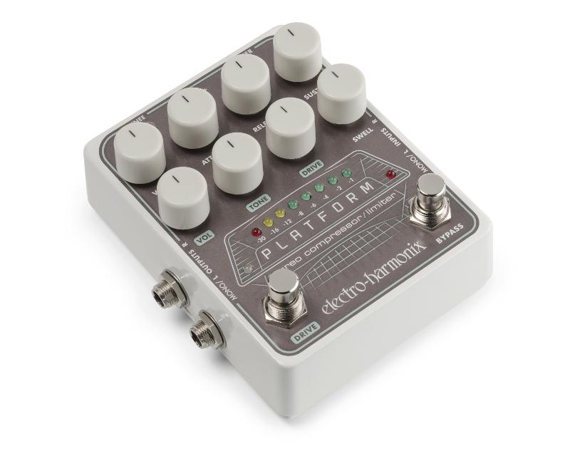 Platform Stereo Compressor/Limiter   PLATFORM   Electro-Harmonix