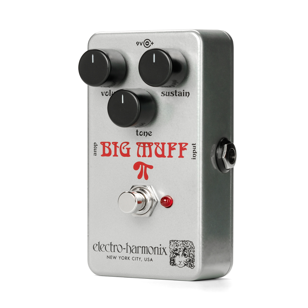 Electro-Harmonix Ram's Head Big Muff Pi Distortion / Sustainer pedal