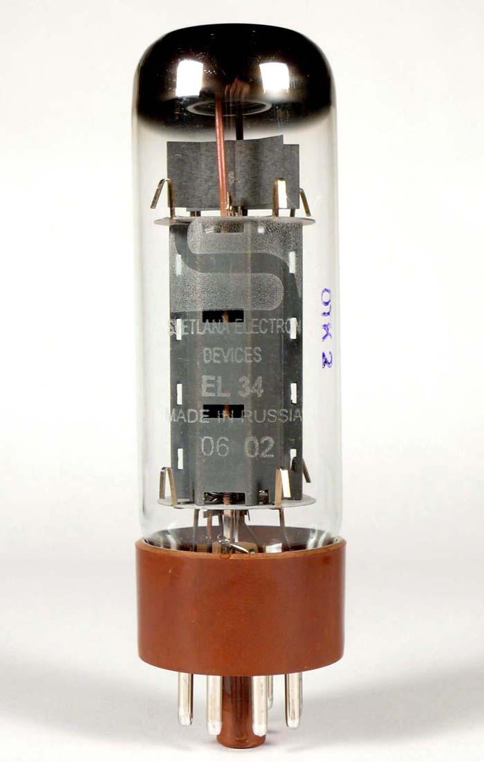 el34 svetlana tubes platinum power matched el34b electro harmonix tube tung vacuum sol ehx