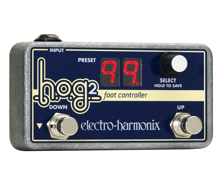 Electro-Harmonix HOG2 Footswitch