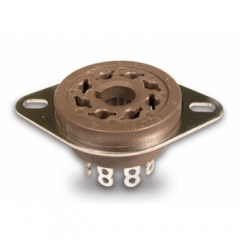 Chassis Mount Belton Tube Sockets