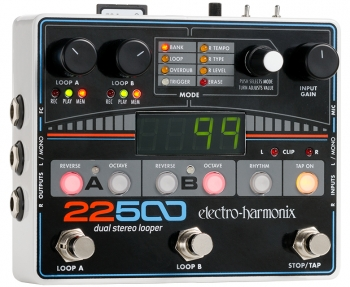 "22500 Dual Stereo Looper<br><font color=""FF0000"">SPECIAL NAMM DEAL</font>"