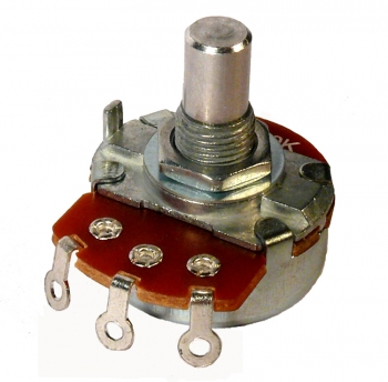 Alpha Log: 500K Potentiometer