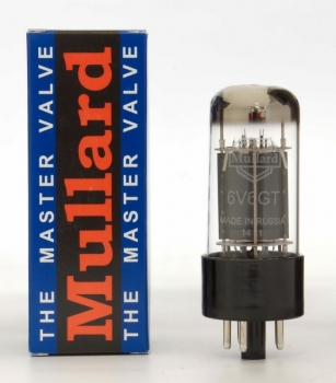 Mullard 6V6 - Platinum Matched