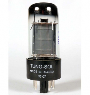 Tung-Sol 6V6 - Platinum Matched