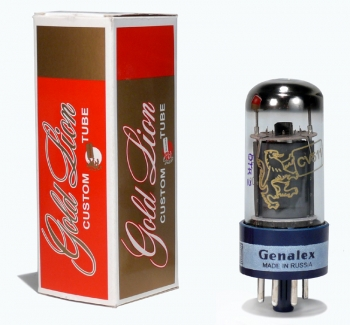 Genalex Gold Lion 6V6GT/CV-511 Gold Pins - Platinum Matched