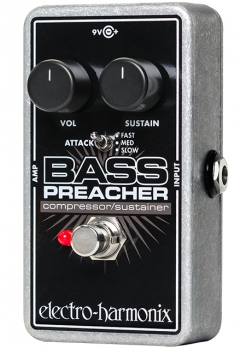 Bass Preacher Compressor / Sustainer