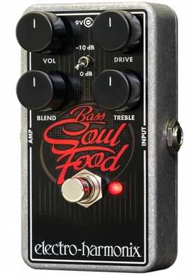 Bass Soul Food Overdrive