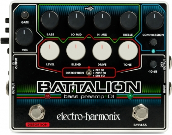 Battalion Bass Preamp & DI