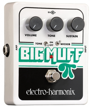 Big Muff with Tone Wicker Distortion & Sustainer