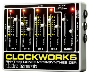 Clockworks Rhythm Generator / Synthesizer