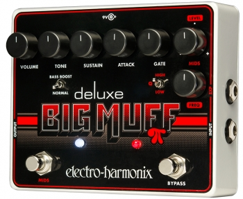 Deluxe Big Muff Pi Distortion & Sustainer