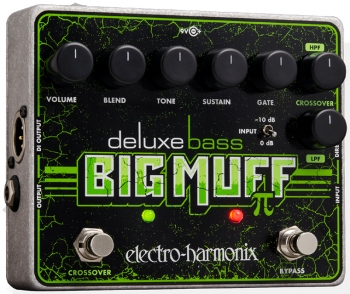 Deluxe Bass Big Muff Pi Distortion / Sustainer