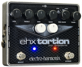 EHX Tortion JFET Overdrive