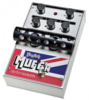 Electro-Harmonix English Muff'n Overdrive Pedal