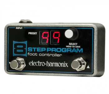 8 Step Program Foot Controller