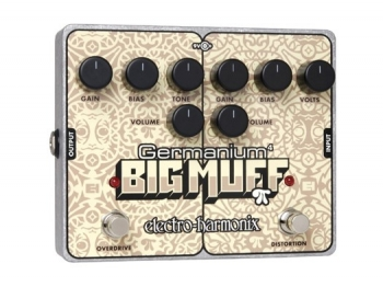 Germanium 4 Big Muff Pi Distortion & Overdrive<br><font color=&quot;FF0000&quot;>DEALER SPECIAL</font>