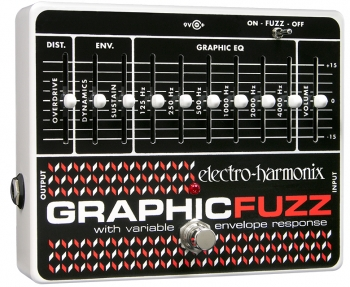 Graphic Fuzz EQ / Distortion / Sustainer
