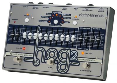 Electro-Harmonix HOG Harmonic Octave Generator Synthesizer Guitar Effects Pedal