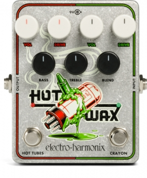 Hot Wax Dual Overdrive