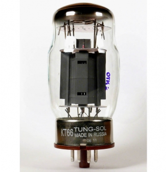 Tung-Sol KT66 Tungsol - Platinum Matched