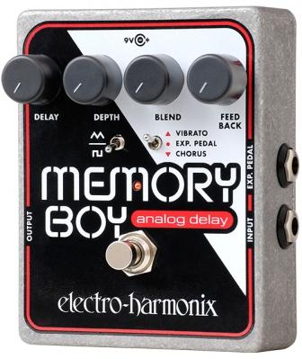 Electro-Harmonix Memory Boy Analog Delay echo pedal