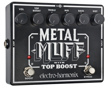 Metal Muff with Top Boost Distortion