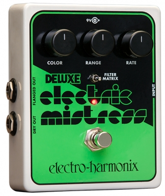 Deluxe Electric Mistress Analog Flanger