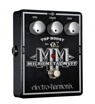 Micro Metal Muff Distortion w/ Top Boost