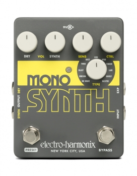 Mono Synth Guitar Synthesizer
