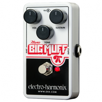 Nano Big Muff Pi Distortion / Fuzz / Overdrive