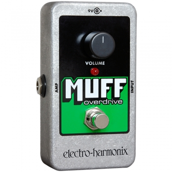 "Muff Overdrive Muff Fuzz Reissue<br><font color=""FF0000"">SPECIAL NAMM DEAL</font>"