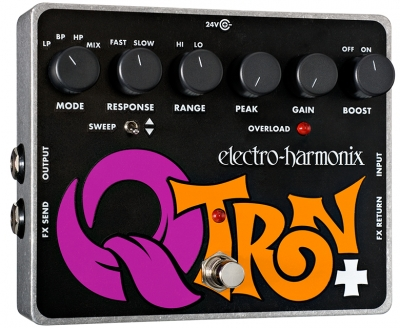 Q-Tron Plus Envelope Filter with Effects Loop