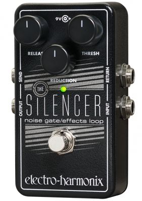 Silencer Noise Gate & Effects Loop