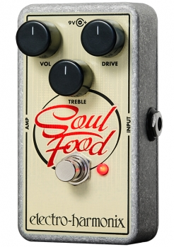 Soul Food Transparent Distortion / Fuzz / Overdrive