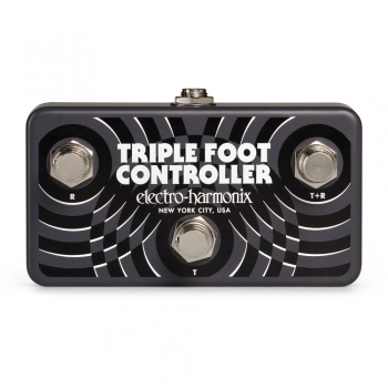 Triple Foot Controller Remote Footswitch