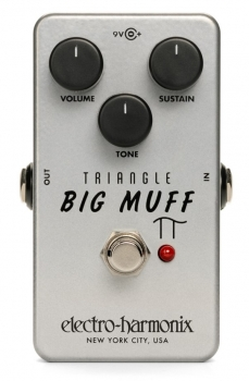 Triangle Big Muff Pi Distortion / Sustainer